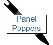 panel poppers