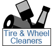 tire and wheel cleaners